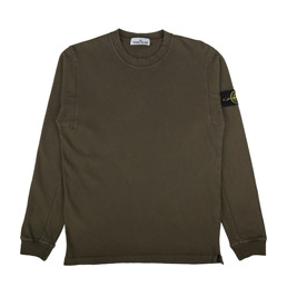 Stone Island Sweatshirt Military Green