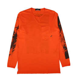 Shadow Project L/S T-Shirt - Orange