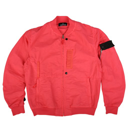 Shadow Project - Bomber Jacket- Corallo
