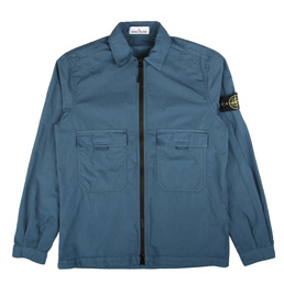 Stone Island Overshirt Dark Blue