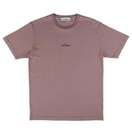 Stone Island T-Shirt Rose Quartz