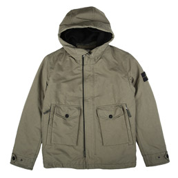 Stone Island Outerwear Olive