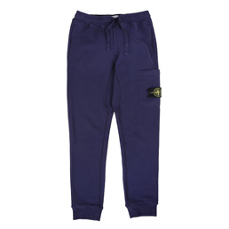 Stone Island Fleece Pants Ink