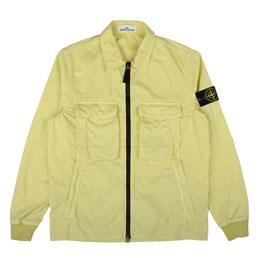 Stone Island Overshirt Lemon