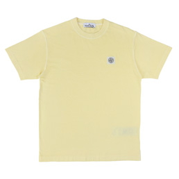 Stone Island T-Shirt Lemon