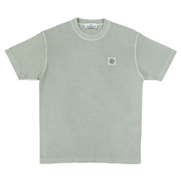 Stone Island T-Shirt Pearl Grey