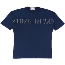 Stone Island T-Shirt Marine Blue