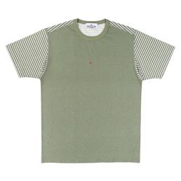 Stone Island T-Shirt Sage Green