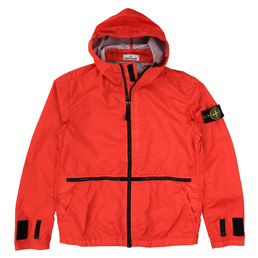 Stone Island Jacket Red Orange