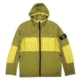 Stone Island Jacket Dark Yellow
