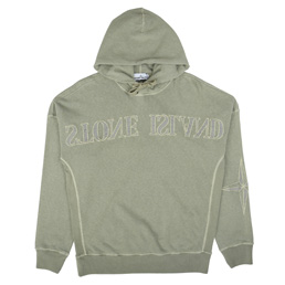 Stone Island Sweatshirt Sage Green