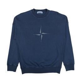 Stone Island Sweatshirt Marine Blue