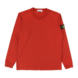 Stone Island Sweatshirt Brick Red