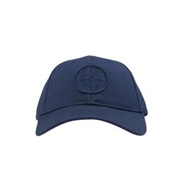 Stone Island Hat Marine Blue