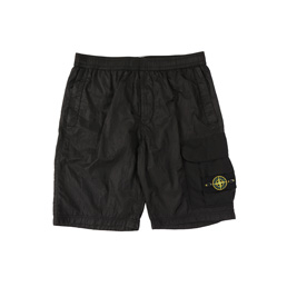 Stone Island Bermuda Shorts Black
