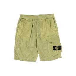 Stone Island Bermuda Shorts Lemon