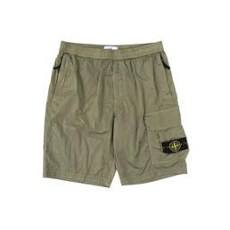 Stone Island Bermuda Shorts Sage Green