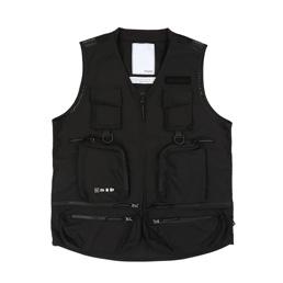 Liberaiders Camera Vest Black