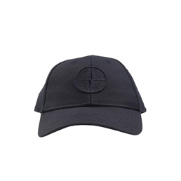 Stone Island Hat Navy Blue