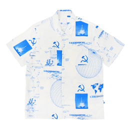 Liberaiders Space Race Shirt White