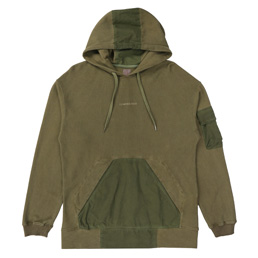 Liberaiders Triangle Hoodie - Olive