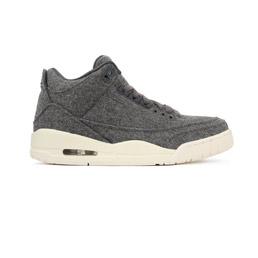 Air Jordan 3 Retro Wool - Dark Grey