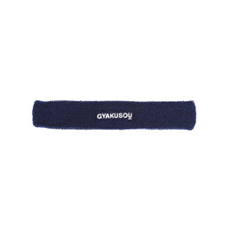 GYAKUSOU U Head Band - Binary Blue