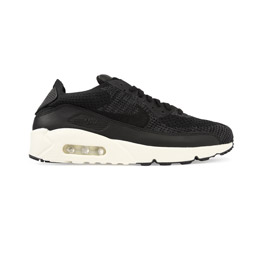 Nikelab Air Max 90 Flyknit - Black