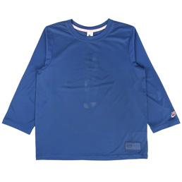 NikeLab x Pigalle 7/8 LS Top - Coastal Blue