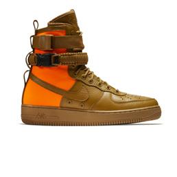 Nike SF AF1 QS - Desert Ochre/Total Orange