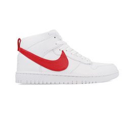 Nike Dunk Lux Chukka/RT - White/Red