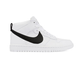 Nike Dunk Lux Chukka/RT - White/Black