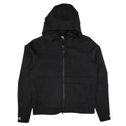 NikeLab ACG Fleece Hoodie - Black/Dark Stucco