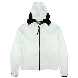 NikeLab ACG Fleece Hoodie - Barley Green/Team Oran