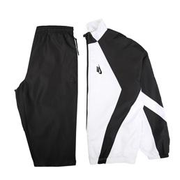 NikeLab ESS UNI Heritage Tracksuit - Black/White