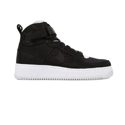 Nike Air Force 1 Hi CMFT TC SP - Black/Black