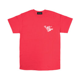 Bianca Chandon Lady Rose T-Shirt Red