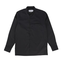 Bianca Chandon L/S Button Up Shirt Black