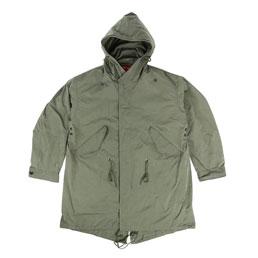 Bianca Chandon Oversized Adjustable Jacket Green