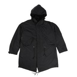 Bianca Chandon Oversized Adjustable Jacket Black