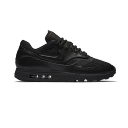 Nike Air Max 1 Flyknit Royal - Black/ Black
