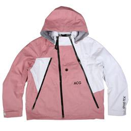 NikeLab ACG Deploy Gortex Jacket - Elemental Pink