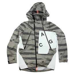 NikeLab ACG Alpine Jacket - Dark Stucco/Barley