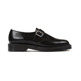 Noah DM Violator Rose Monk Shoe - Black