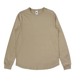 Nike NRG LBJ x JE T-Shirt - Khaki/Beech Tree
