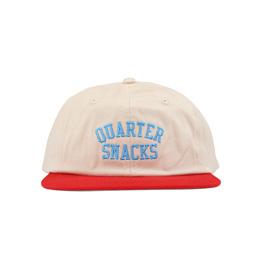 QS Arch Cap Cream/ Red