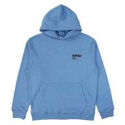 Affix Basic Hoodie - Blue