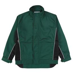 Affix Track Jacket Green/ Black