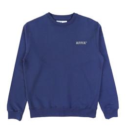 Affix Basic Sweatshirt Navy