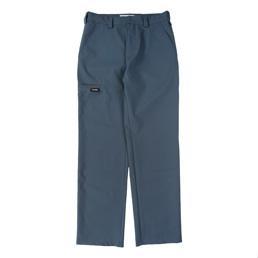 Affix Basic Pants - Petrol Green